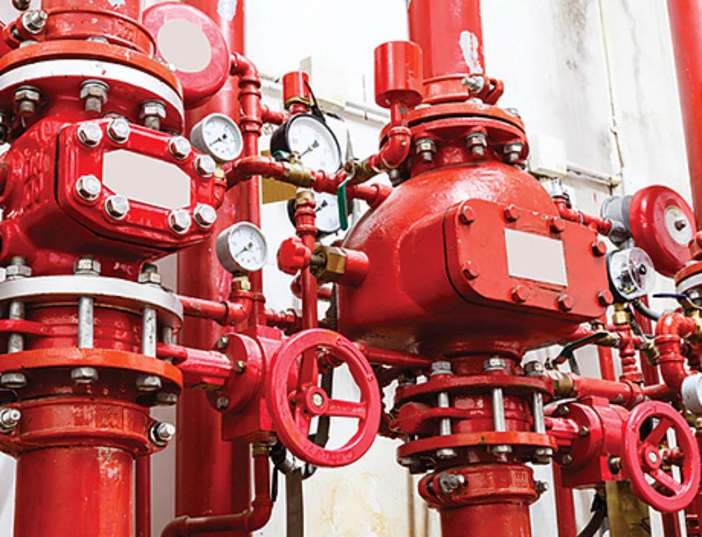 Revize protipožarního systému
